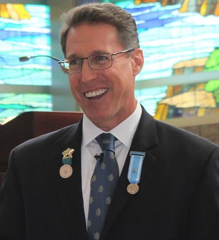 Deacon Dan Revetto   Vice President   Los Angeles Archdiocese