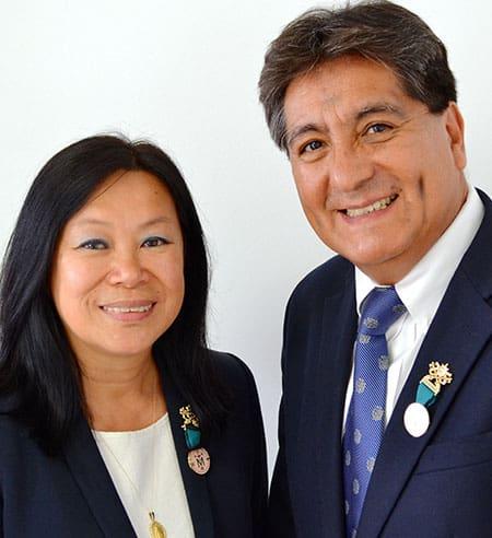 Edwin & Charo Rojas | Board Members | Miami Archdiocese