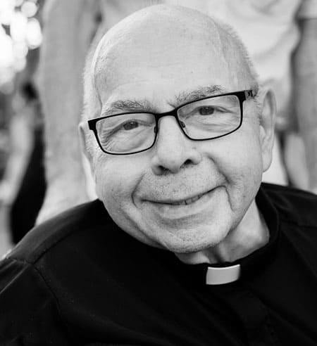 Reverend Francis Menei | Spiritual Director Emeritus | † 1938-2019