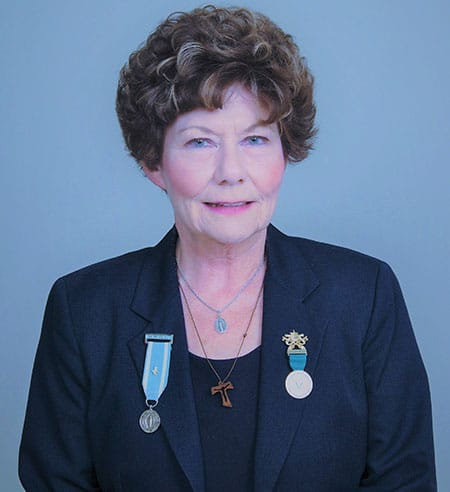 Frances Salaun   President   New York Archdiocese