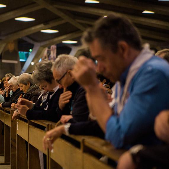 Bring Lourdes to Your Parish Option 1